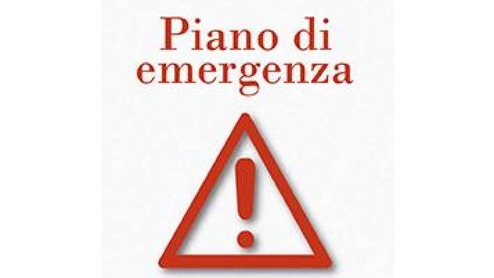 PIANO DI EMERGENZA