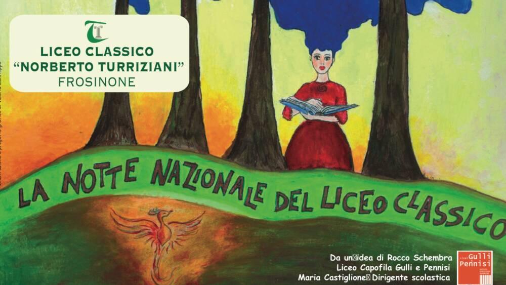 NOTTE NAZIONALE DEL LICEO CLASSICO
