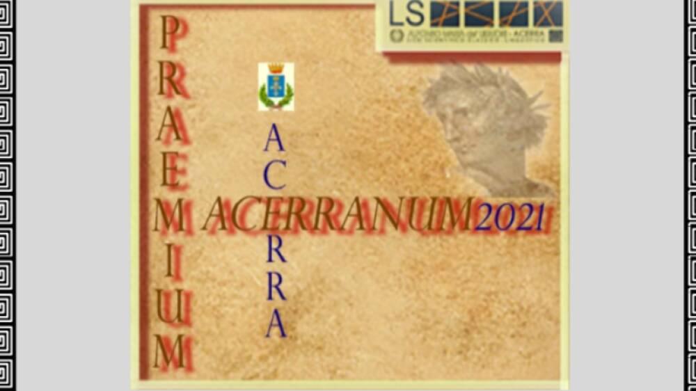 CERTAMEN ACERRANUM