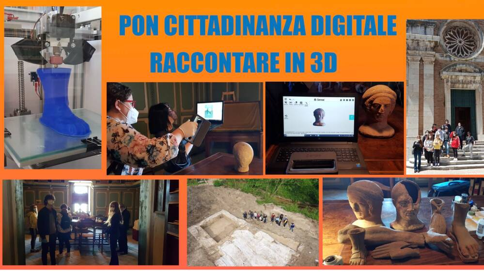RACCONTARE IN 3D