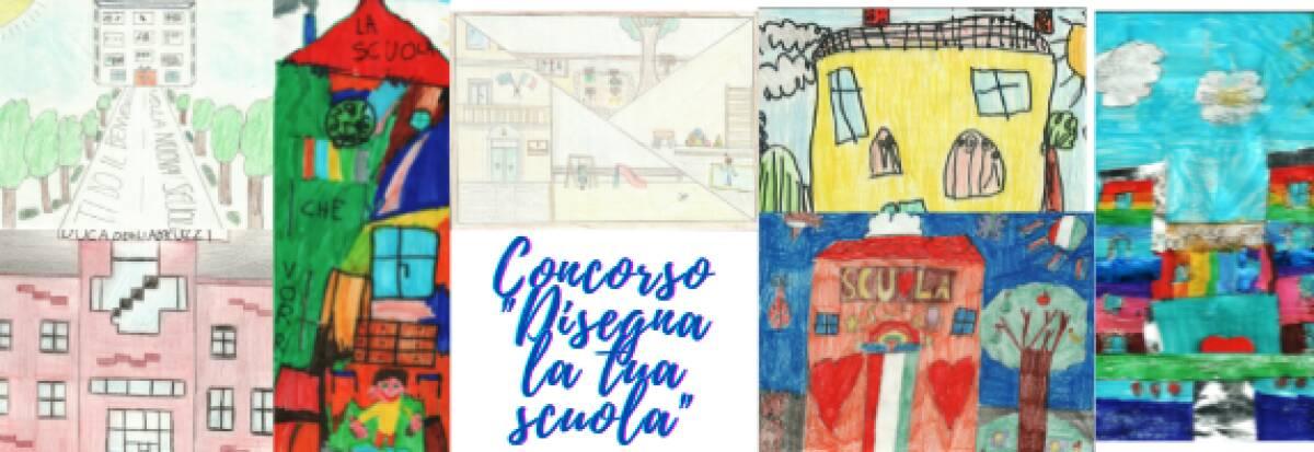 Disegna la tua scuola , concorso interno