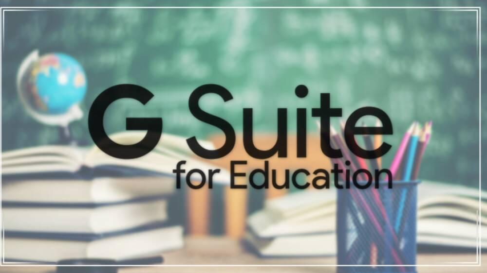 Immagine di G Suite for Education