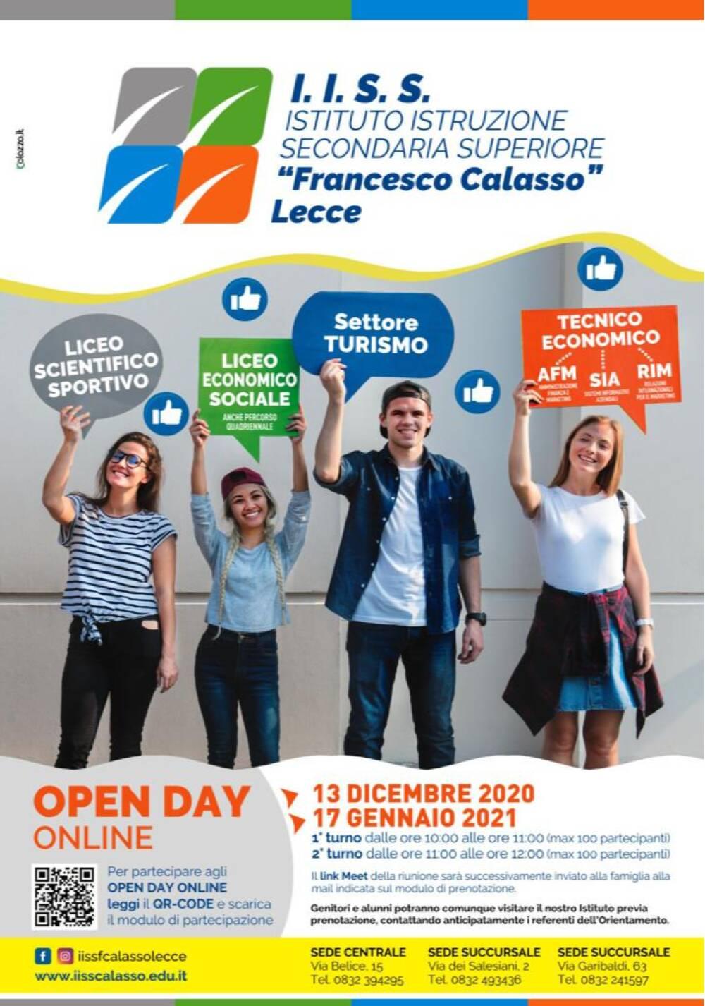 Open Day Calasso
