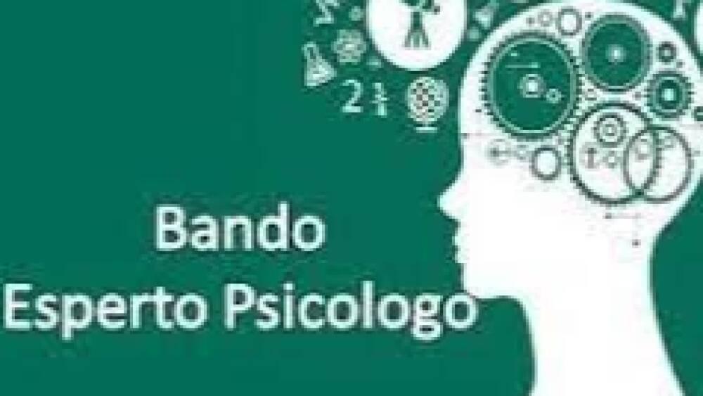 Bando psicologo