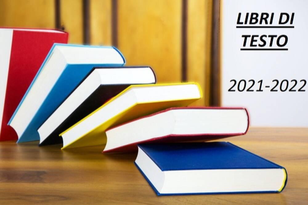LIBRI DI TESTO 21-22