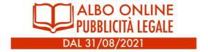 Albo Pretorio online dal 31/08/2021 -2