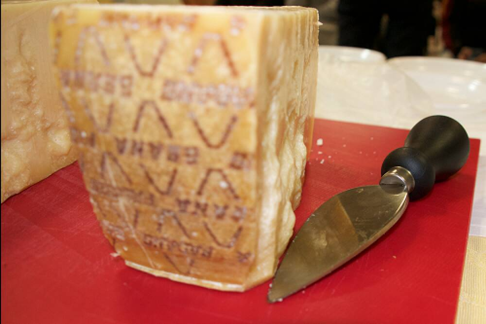 Immagine di Imparare a degustare il Grana Padano