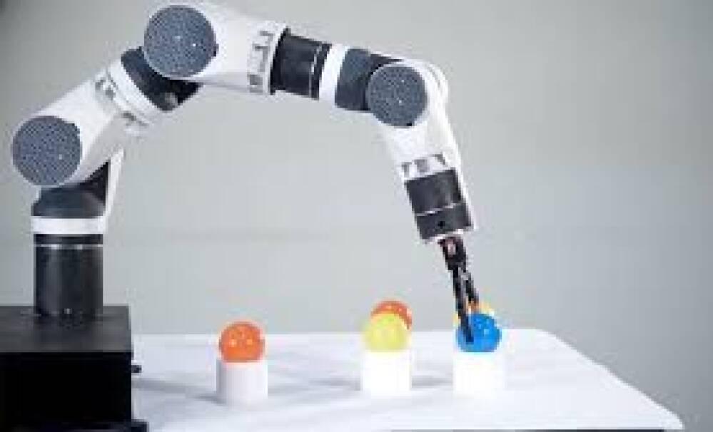 Immagine di Il robot E.DO si presenta all'open day