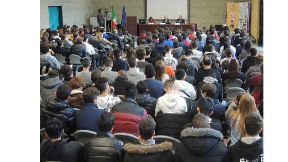Immagine di Il giudice costituzionale Nicolò Zanon incontra gli studenti