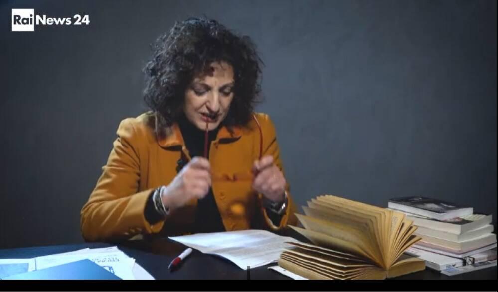 Immagine di Letture antivirali: la prof.ssa Di Girolamo a Rai News 24
