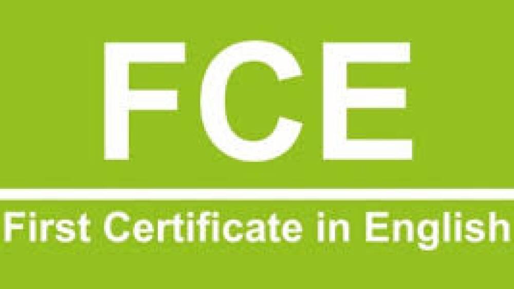 Immagine di Certificazione FCE FOR SCHOOL