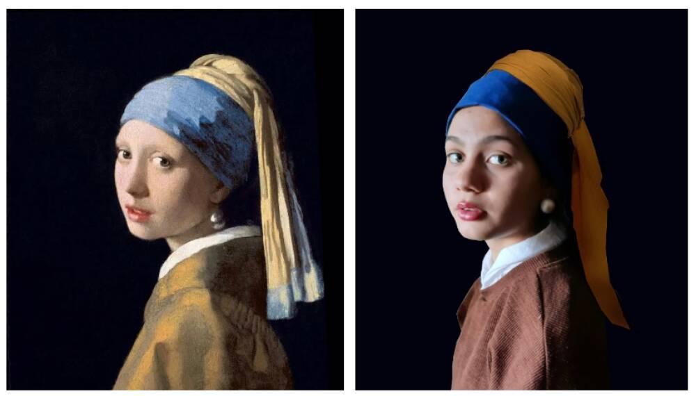 Giani Stella versus Vermeer