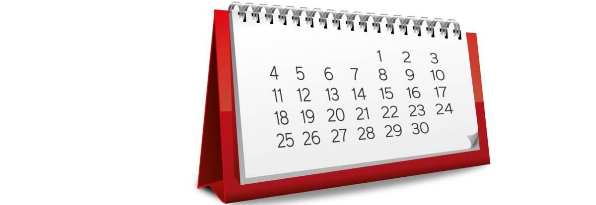 Calendario scolastico