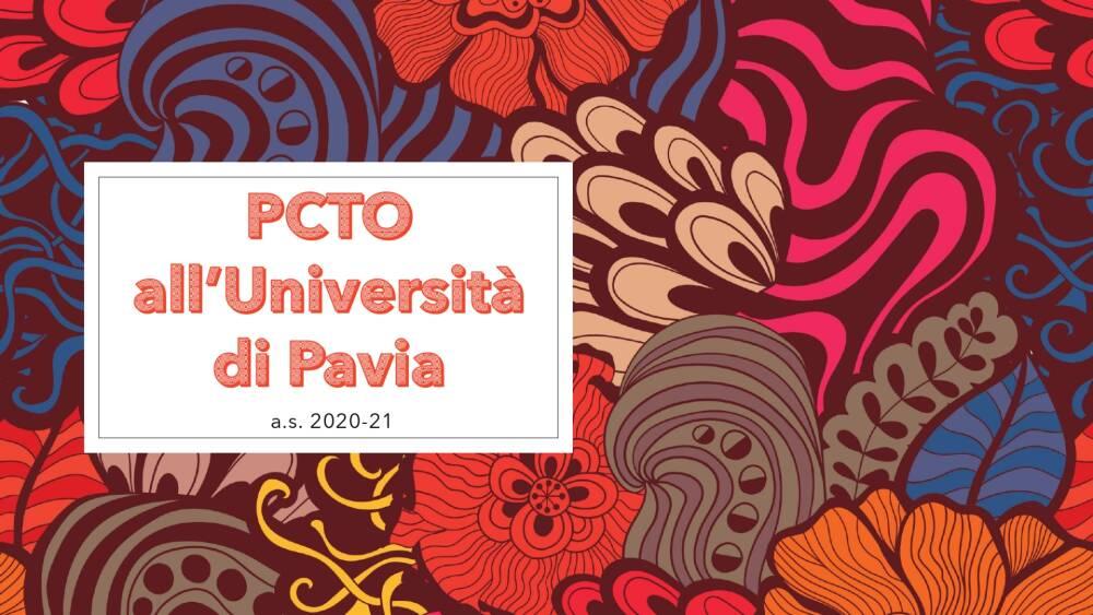 PCTO universita' Pavia