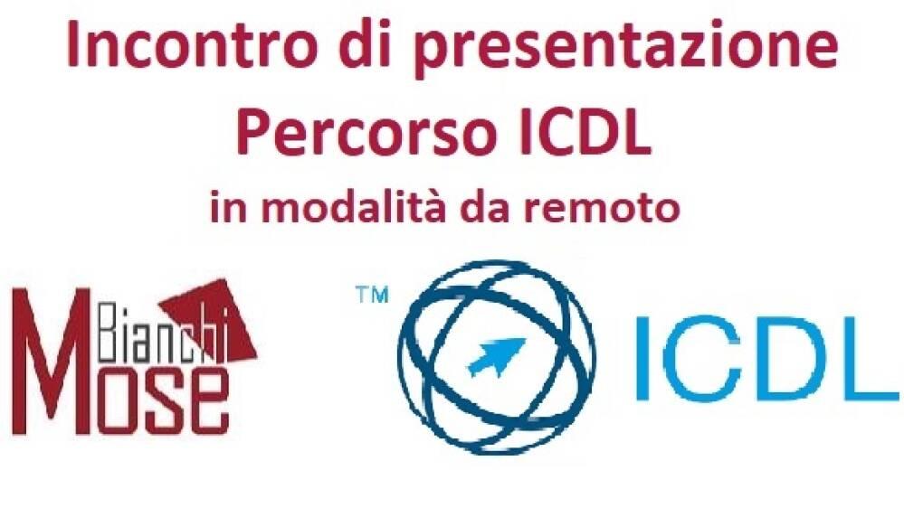 Video Conferenza percorso ICDL