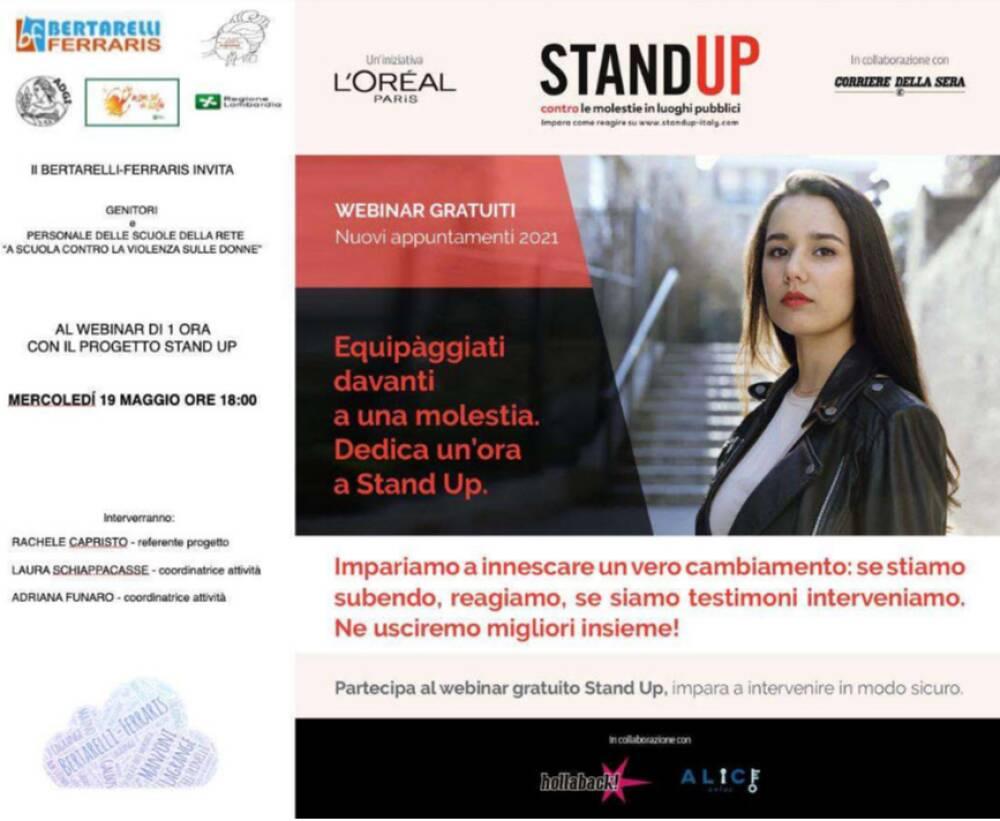Evento 19 maggio Violenza donne