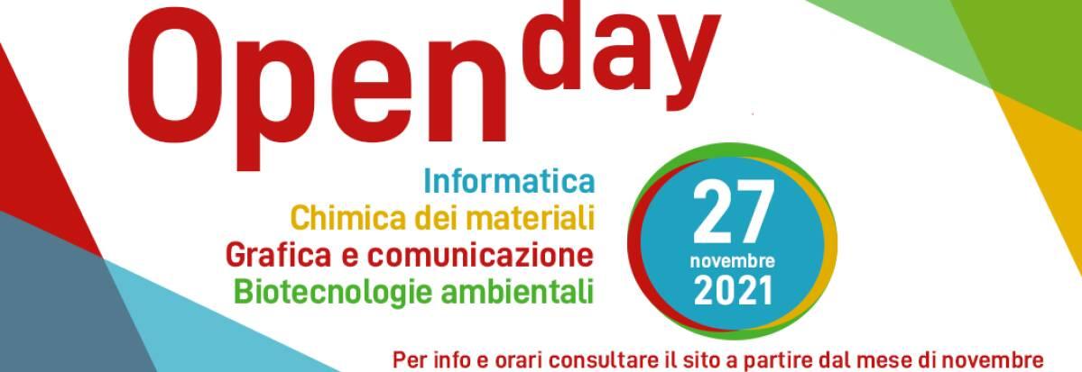 Open Day novembre 2021