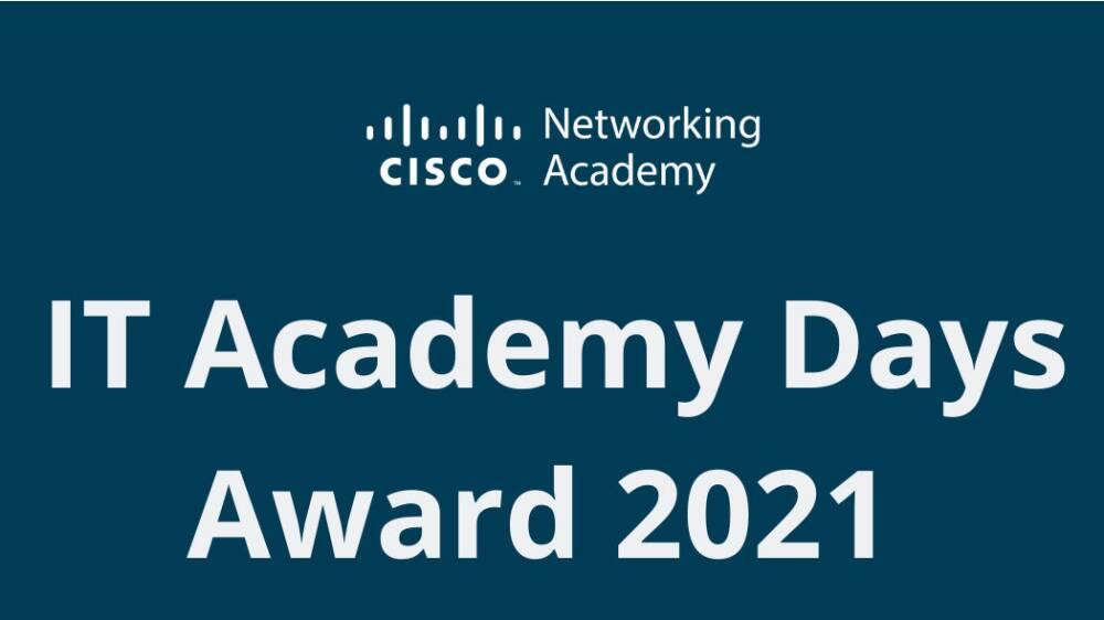 Cisco IT Academy Days 2021
