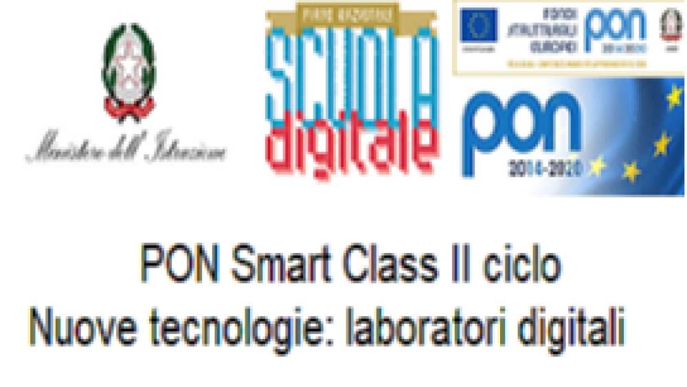PON Smart Class II ciclo