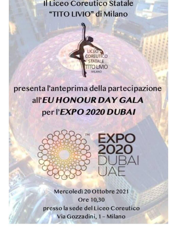 EU HONOUR DAY GALA EXPO 2020 DUBAI