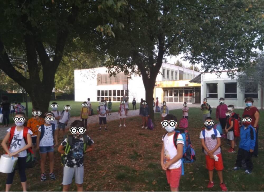 primo giorno Galilei occhiali