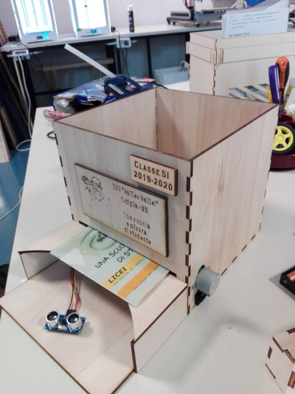 Bracciordomo robotico - 2019#1