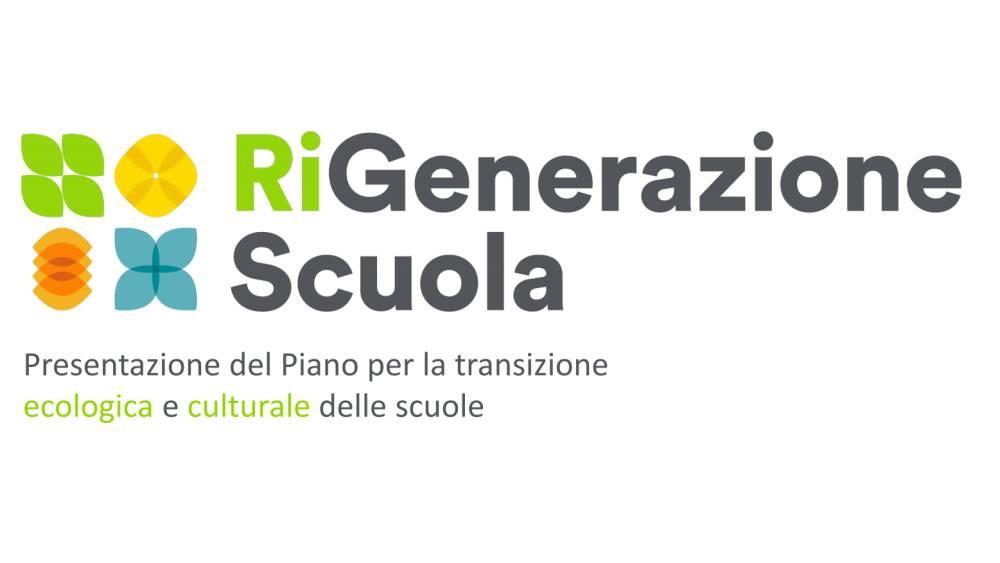Rigenerazione scuola logo