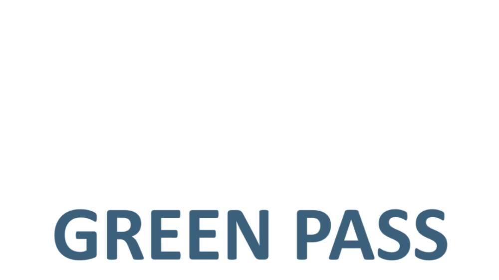 Logo Green Pass
