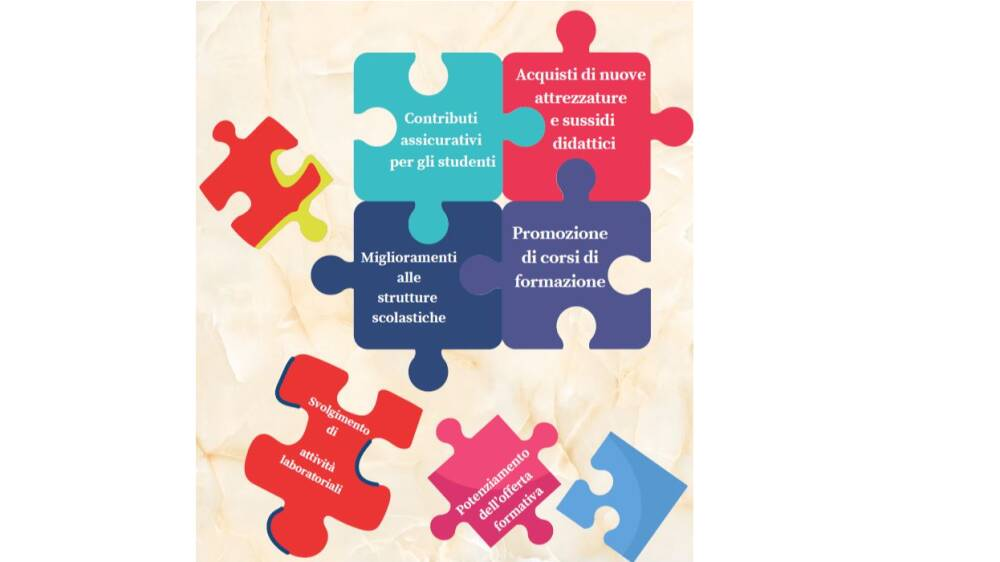 Puzzle contributo volontario