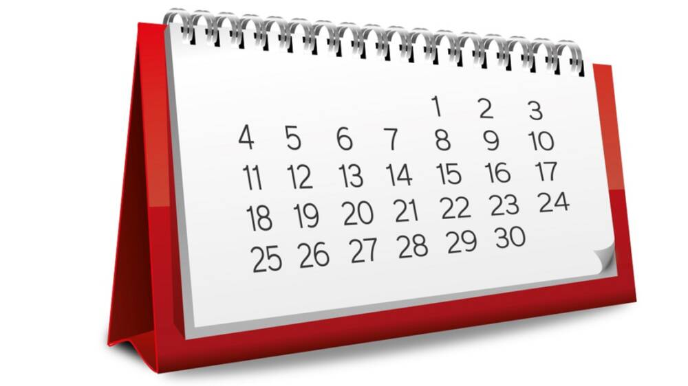 Immagine di Calendario scolastico a.s. 2019/2020