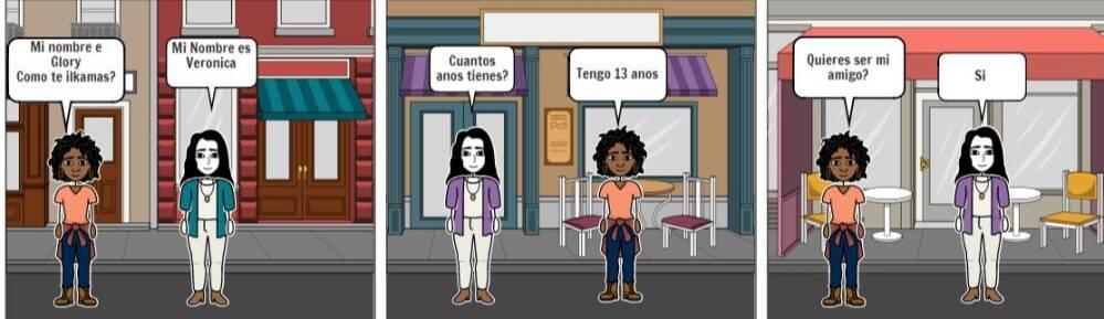 Lingua Spagnola: Presentaciòn