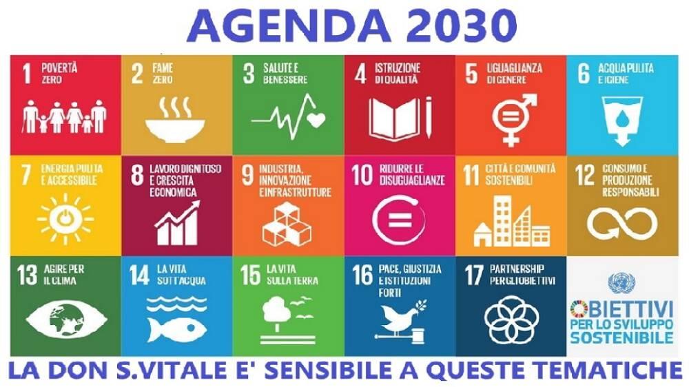 Immagine di Agenda 2030: Sviluppo Sostenibile