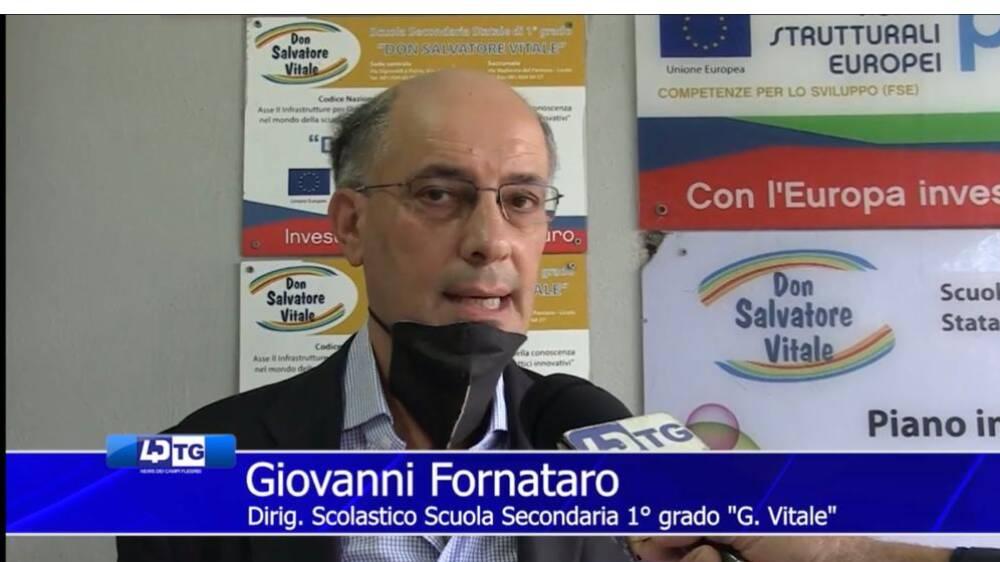 Immagine di L'intervista al Dirigente Giovanni Fornataro
