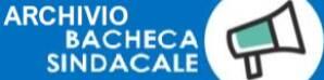 Archivio Bacheca SIndacale