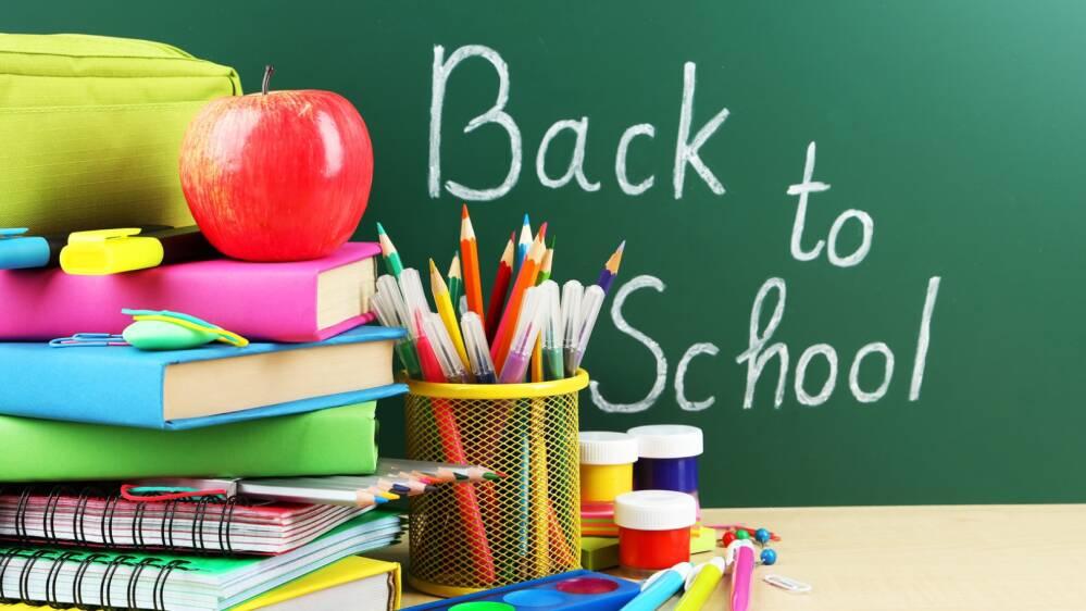 Immagine di Informazioni primi giorni di scuola