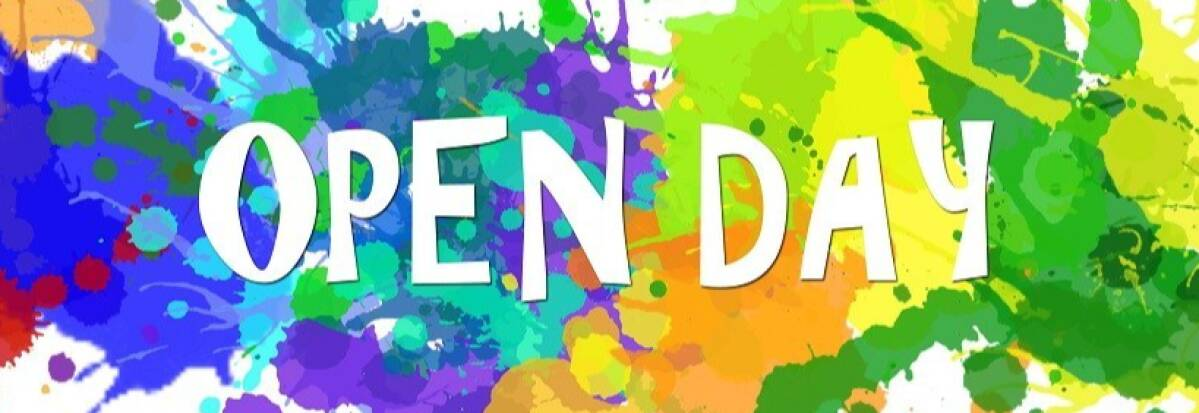 Open Day Spring Edition
