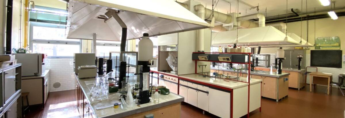 Laboratori di Chimica