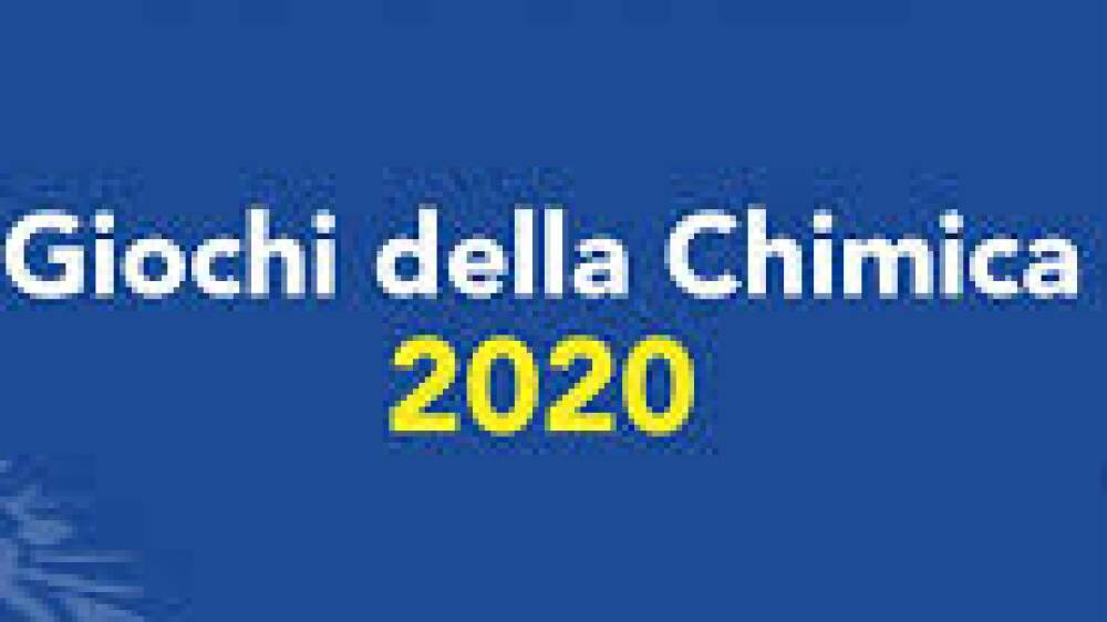 Giochi della chimica 2020