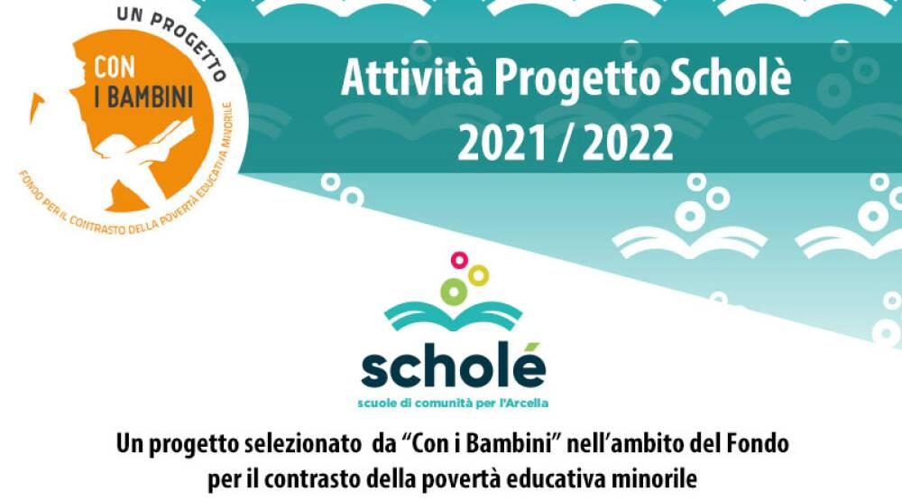 Attività Scholè 2021/2022