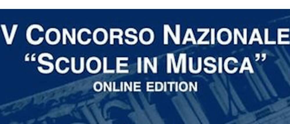 """V concorso nazionale """"Scuole in musica"""""""