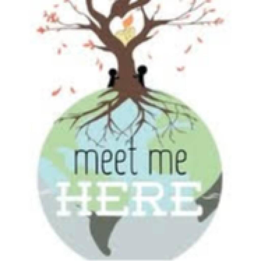 Logo meet me here