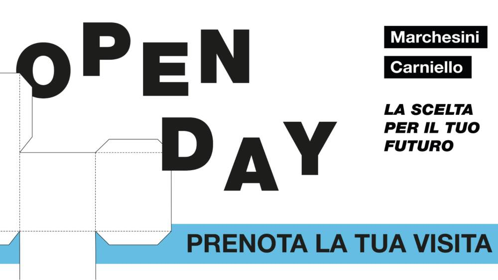 prenotazione open day