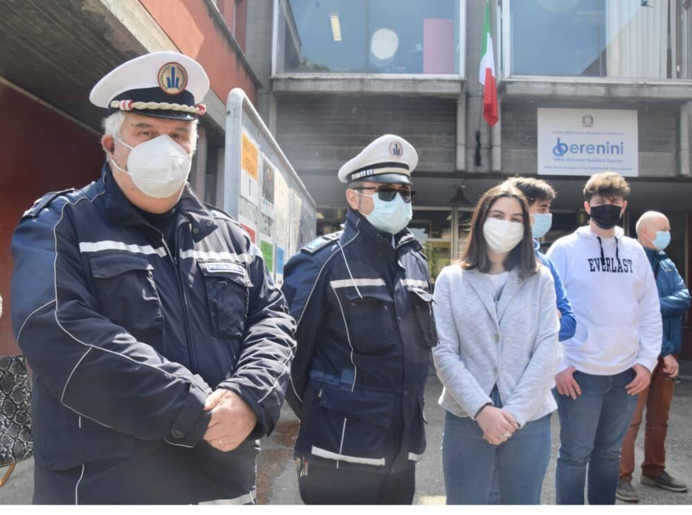polizia locale Fidenza Stefano Ante