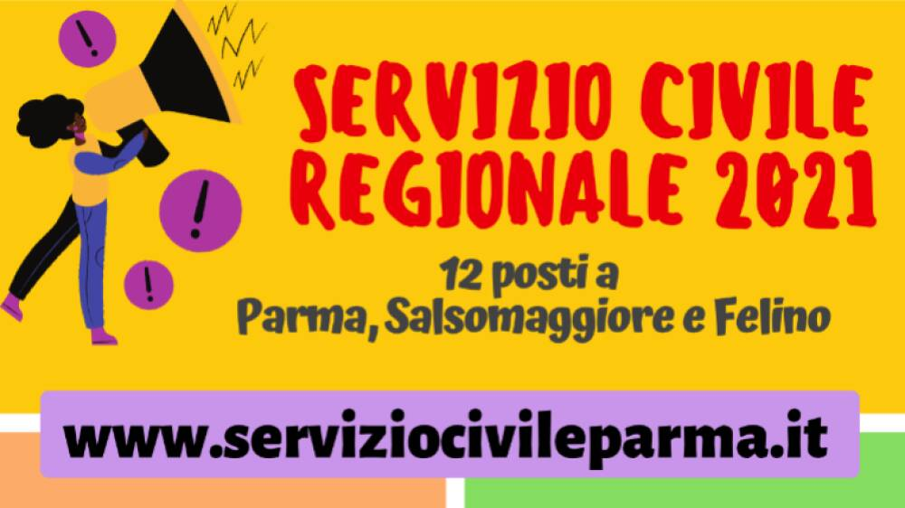 Servizio Civile Regionale 2021