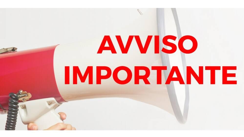 Immagine di AVVISO per presa di servizio docenti nominati per as 2020-21