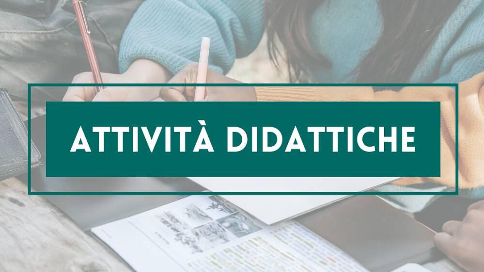 Attività Didattiche