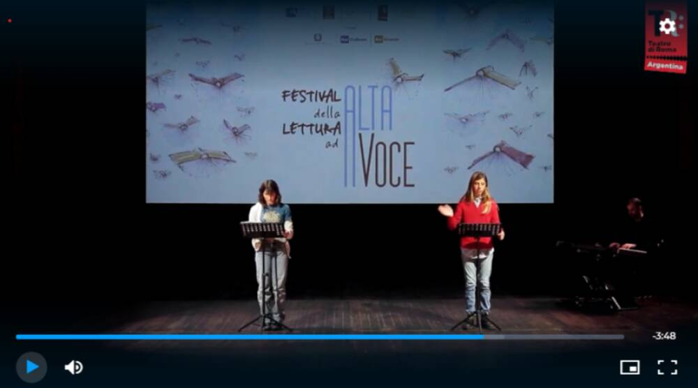 VIDEO festival lettura alta voce