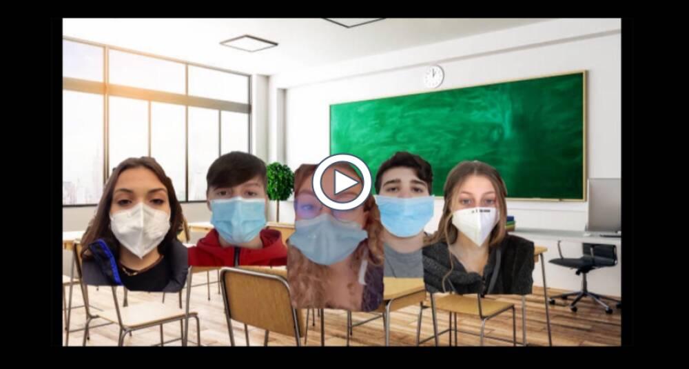 Studenti in D.A.D. - Copertina_I muscoli