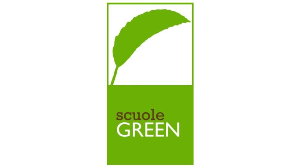 logo rete scuole green