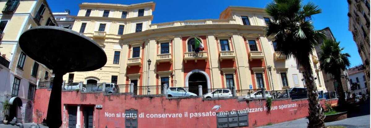 """Convitto Nazionale """"T. Tasso"""" - Salerno"""
